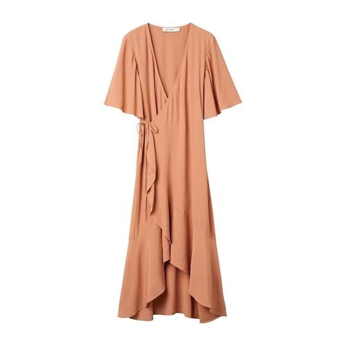Omlottklänning från Carin Wester.