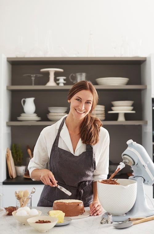Cecilia Hagerling Larsson delar med sig av sina bästa tårt-tips.