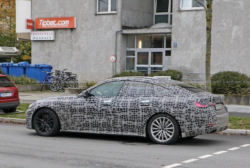 BMW M440i xDrive Gran Coupé.