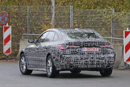 BMW 430i Gran Coupé.