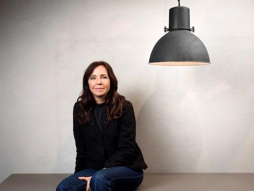 Barnpsykolog Malin Bergström