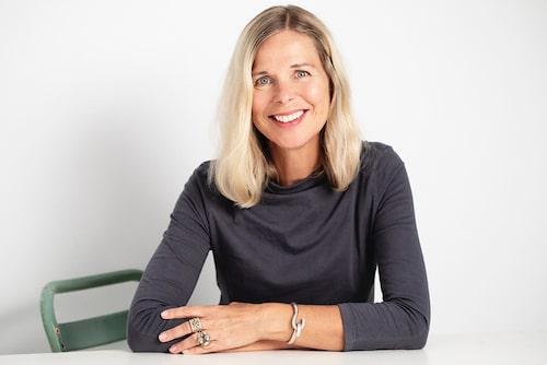 Catarina Midby är hållbarhetsexpert och driver egna, hållbar märket Midby.