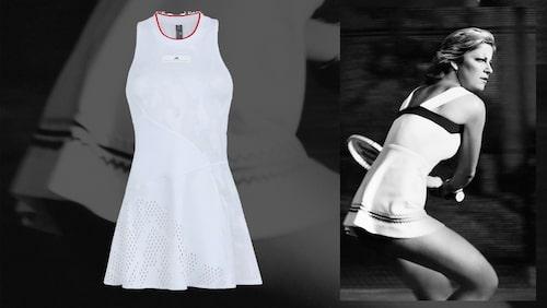 Tennisklänning från Adidas x Stella McCartney.