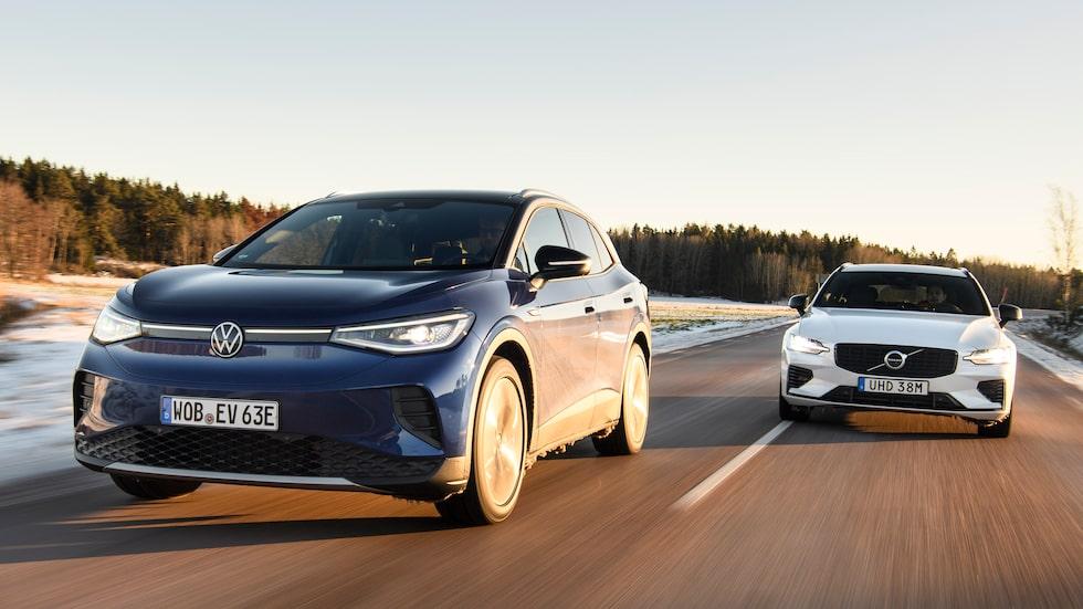 Volkswagen ID.4 ser ut att bli den första elbilen som kan konkurrera om vanliga bilköpares gunst.