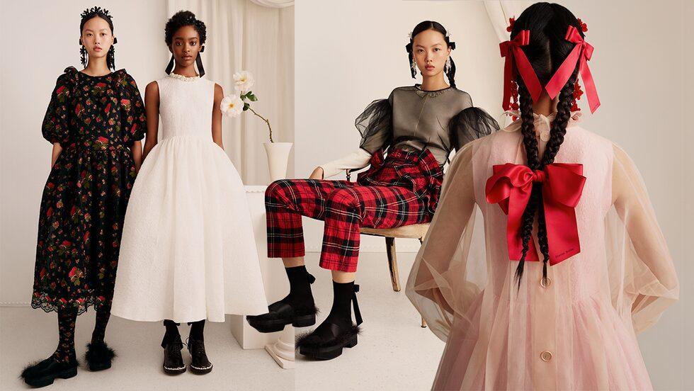 Simone Rocha x H&M designsamarbete 2021 –allt du vill veta om plagg, priser och datum som kollektionen släpps.