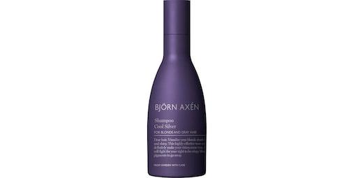 Recension på Cool silver shampoo från Björn Axén.