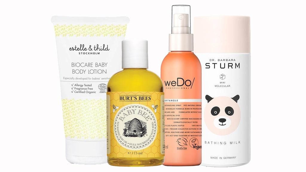 Vilka produkter ska man satsa på till sitt barn? mama har utsett årets bästa produkterer.