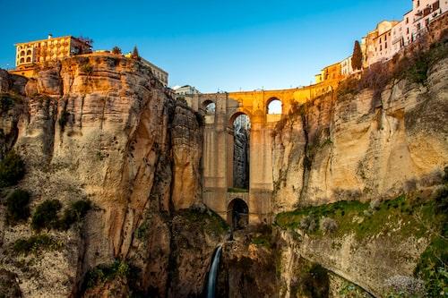 Upptäck staden Ronda, en av Spaniens vackraste städer.