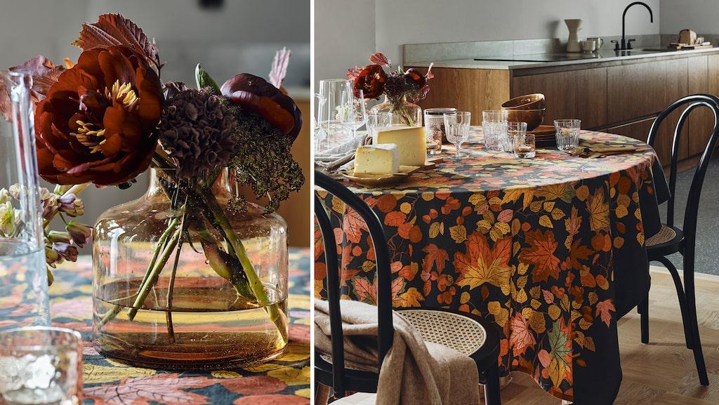 En av höstens stora trender, elegant 70-tal.
