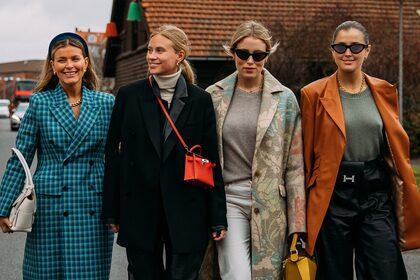 Hela norska influencerligan: Janka Polliani, Tine Andrea, Annabel Rosendahl och Darja Barannik.