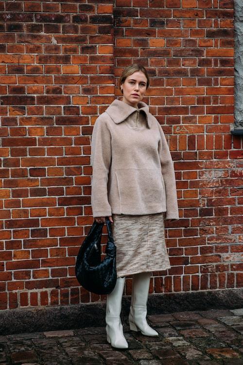 Annabel Rosendahl på Copenhagen Fashion Week.