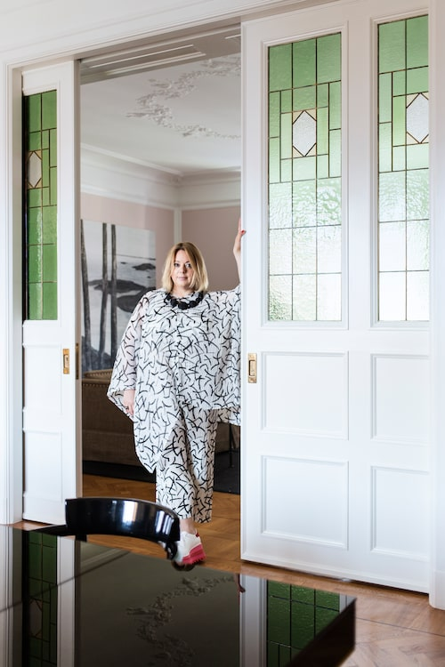 Maria Millqvist Englundh driver pr-byrån Spoil concept i Stockholm.