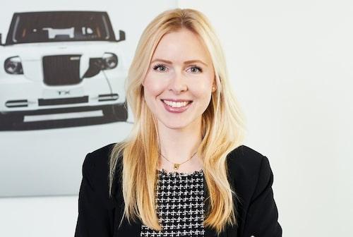 Kosima Köpke, Marketing manager Europe.