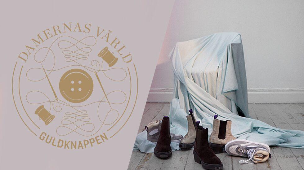 Eytys vinner Damernas Värld Guldknappen Accessoar 2019.