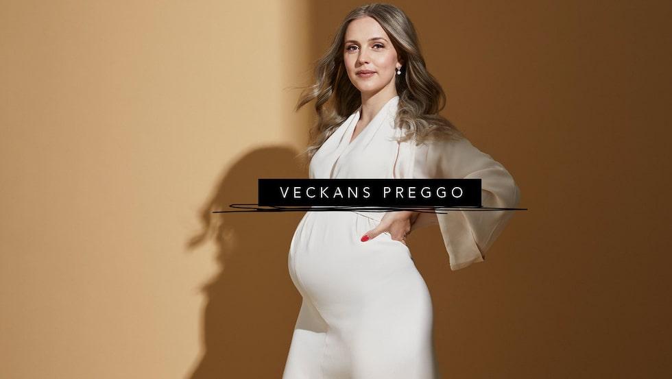 """""""Tankesmedjans"""" Moa Wallin är gravid och startar därmed en ny podd."""