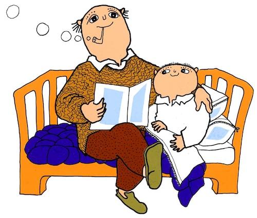 Böckerna om Alfons har lästs och älskats av många generationer.