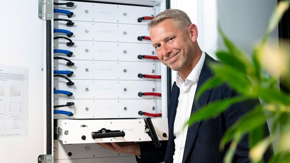 Peter Carlsson kan le efter Volkswagens nya jätteorder.