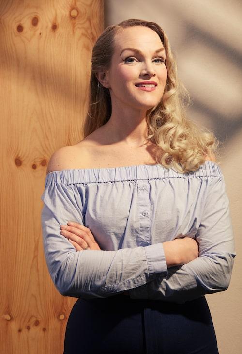 Emma Sundh är loppisexpert med rötterna i Värmland.
