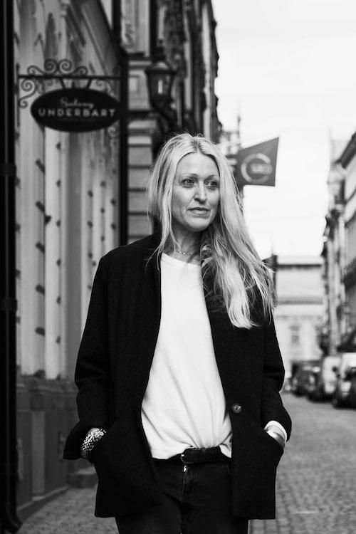 Charlotte Simonsbacka är ny designer hos Hunkydory.