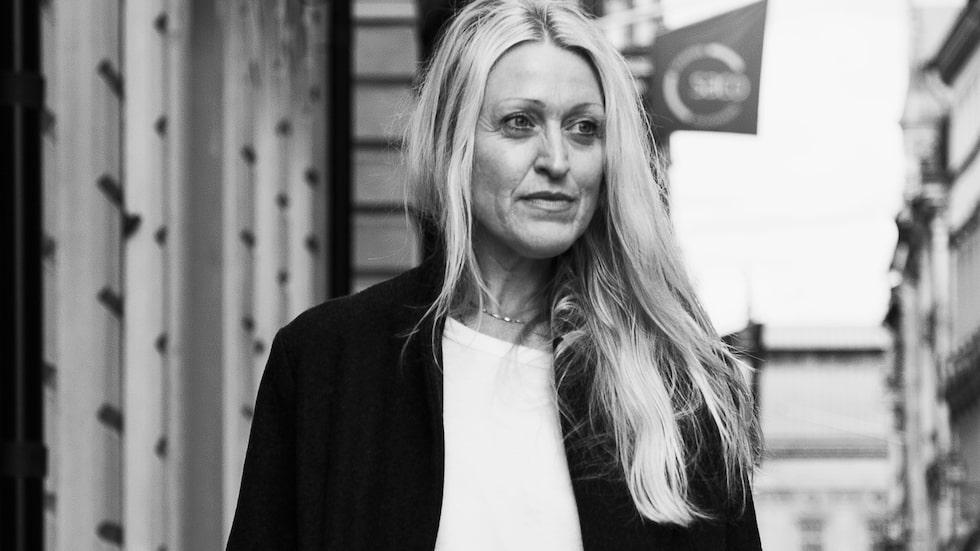 Charlotte Simonsbacka, ny designer hos Hunkydory.