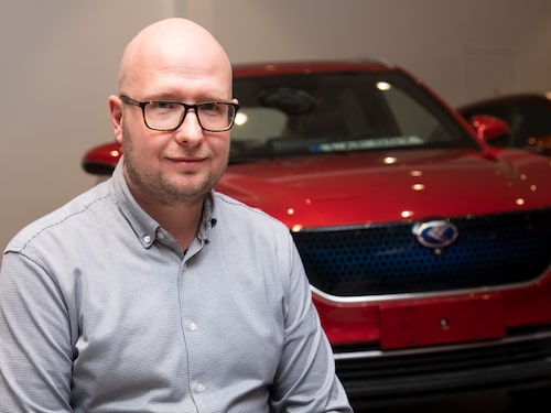 Kenny Nässert – Marknadschef, Drivee/Konvegas