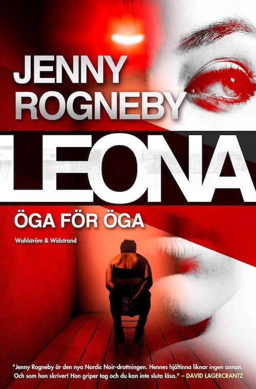 Jenny Rognebys senaste deckare finns ute nu.