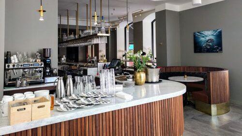 NyKo Kitchen på Nybrogatan i Stockholm, en av Kristins favoritrestauranger.