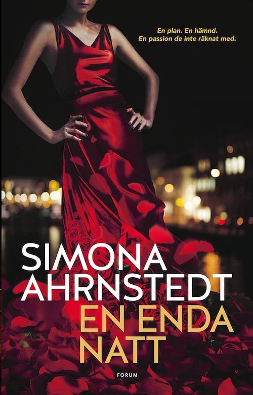 En enda natt är bara en av Simona Ahrnstedts många populära romance-böcker.