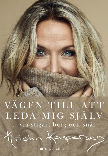 Kristin är aktuell med den nya boken Vägen till att leda mig själv.