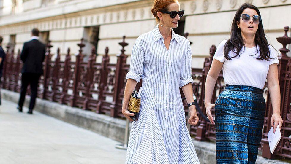 Skjortklänning – ett perfekt plagg i sommarens basgarderob
