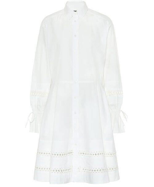 Vit skjortklänning från Ralph Lauren. Klicka på bilden och kom direkt till klänningen.
