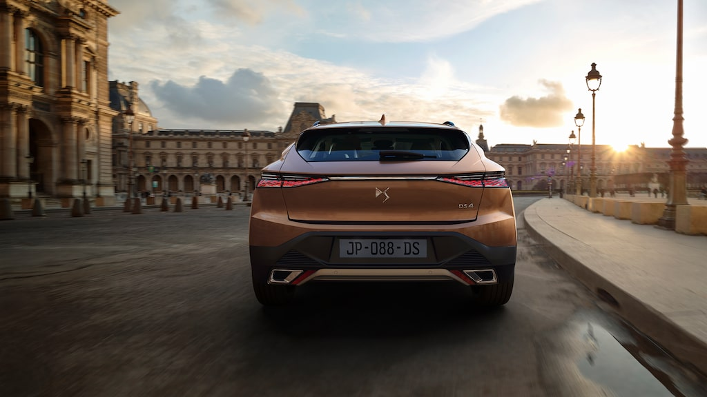 DS 4 Crossback.