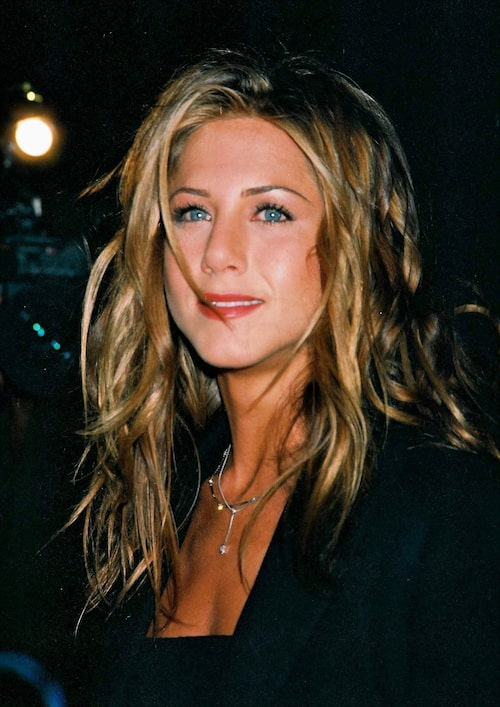Jennifer Aniston 1998.