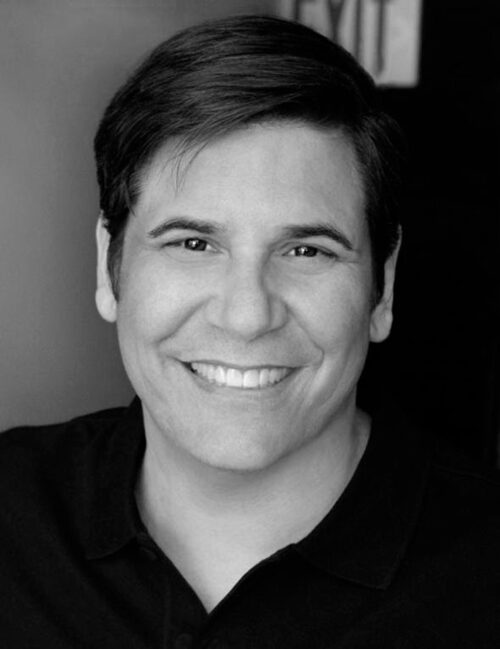 Michael Canalé är ena halvan av duon bakom Jennifer Anistons frisyr The Rachel.