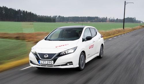 Nissan Leaf var tidigt ute att locka med helelektrisk drivlina och förra hösten nådde modellen milstolpen en halv miljon tillverkade exemplar.