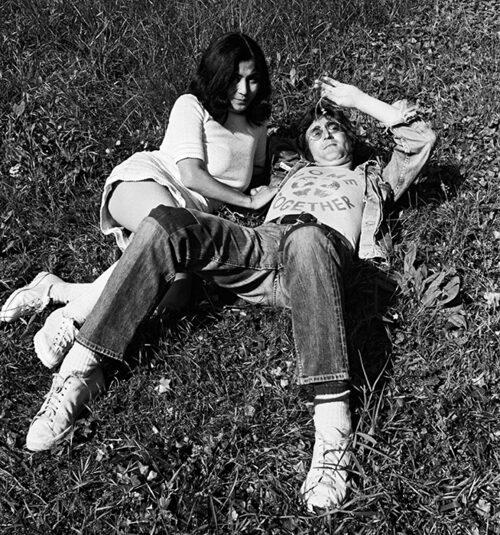 Yoko och John var ett av 1960-talets hetaste stilpar.