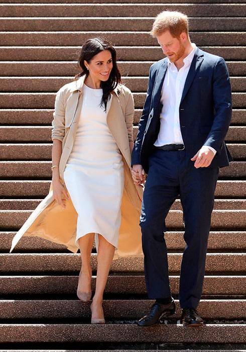 Meghan och prins Harry kan konsten att kombinera det klassiska med det moderna.