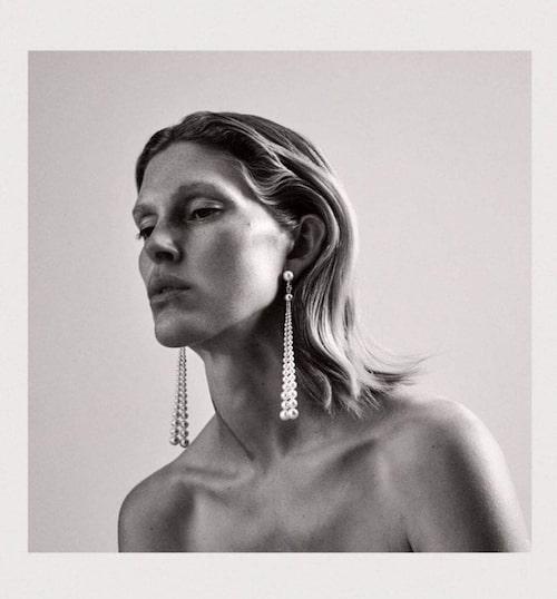 Örhängen från Sophie Bille Brahe säljs på Holly Golightly