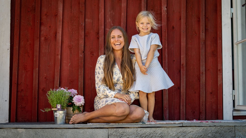 """""""Jag uppskattar våra skogar och den svenska naturen så otroligt mycket"""" säger Rachel Bråthén, som snart flyttar hem till Sverige med familjen."""