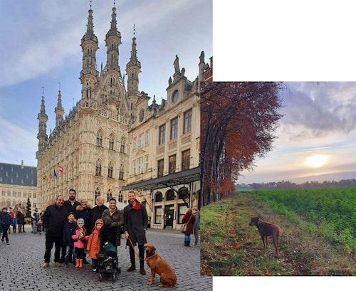 Carin da Silva ger tips på barnvänliga aktiviteter i Bryssel med omnejd.