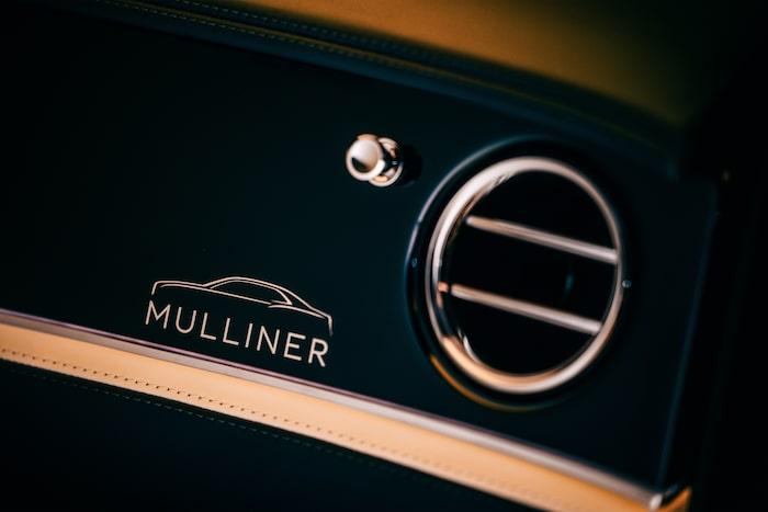 Detaljbilder Bentley Flying Spur Mulliner