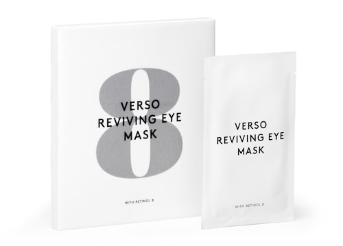 Reviving eye mask från Verso får bäst i test 2019.