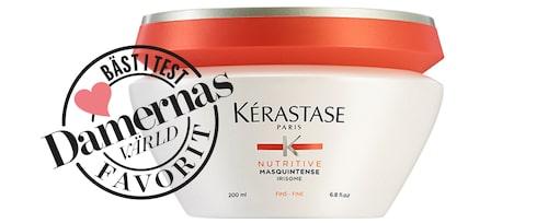 Årets bästa hårinpackning kommer från Kérastase och heter Nutritive masquintense.