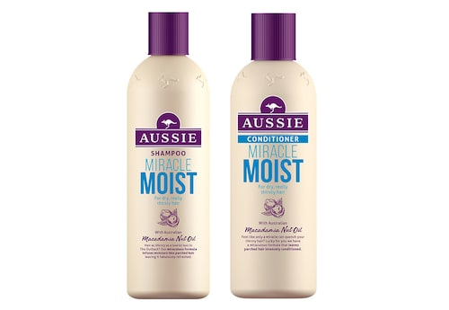 Miracle moist från Aussie får bäst i test 2019.