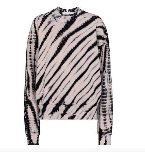 Sweatshirt i batik från Proenza Schouler.