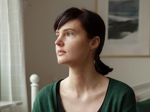 """""""Jag längtar efter att kunna jobba"""", säger Alexandra."""
