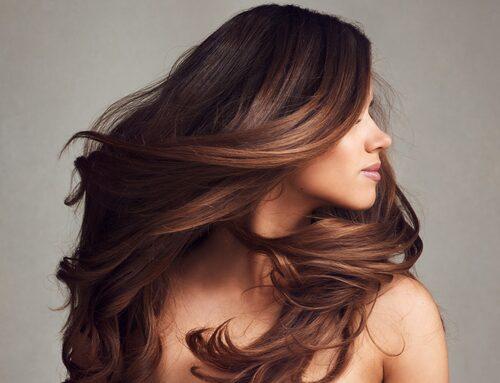 En balanserad livsstil ger håret de allra bästa förutsättningarna för att växa och må bra.
