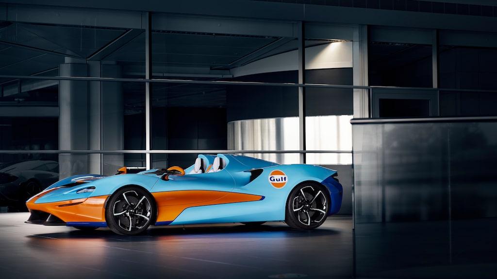 0-200 km/h på 6,7 sekunder, i en bil utan vindruta. En speciell känsla det.