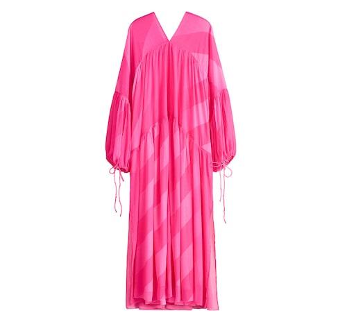 Klänning från H&M Studio SS20, 2020.