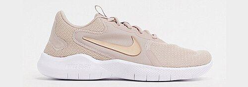 Rosa löparskor från Nike.
